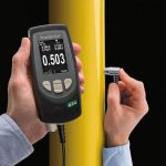 Ultrsonic Thickness Gauge Multiple-Echo