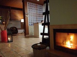 Hotel en Llanes Asturias Chimenea