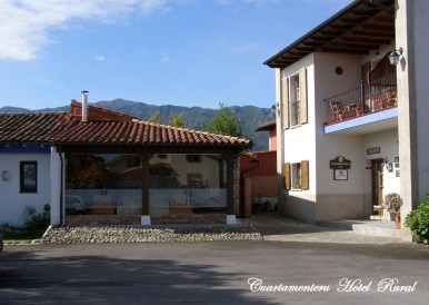 Hotel Rural Cuartamenteru - Galería Fotográfica