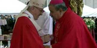 Papa-Francisco-Carlos-Garfias-Palio-Arzobispal