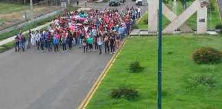 marcha-normalistas-La-Huerta-Xangari