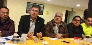 Gaudencio Anaya Sanchez y Eduardo Tena