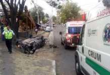accidente Morelia