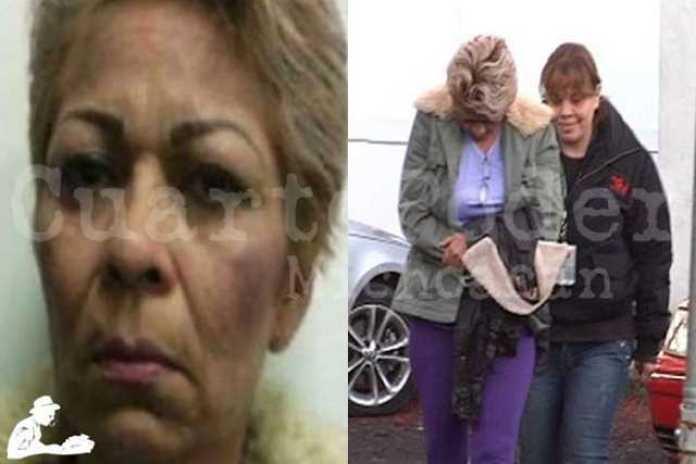esposa de La Tuta detenida