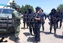 operativo Ejercito Policia Michoacan