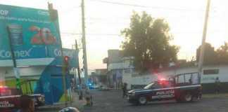 no pasar Policia Michoacan Zamora