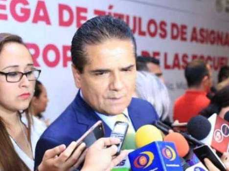 Silvano Aureoles entrevista
