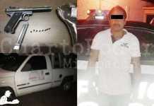 detenido Morena Tuxpan