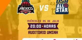 Mexico vs USA All Star 2