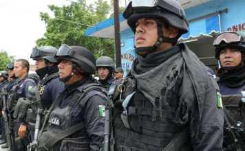operativo policias