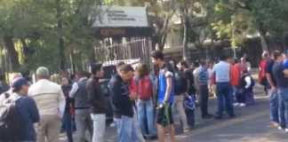 protesta CNTE Finanzas