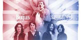 Queen The Beatles