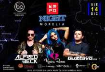 Empo Night Morelia