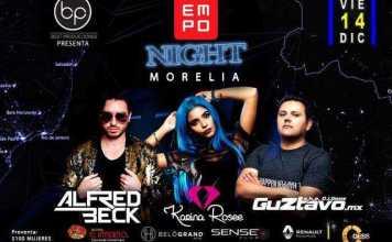 Empo Night Morelia