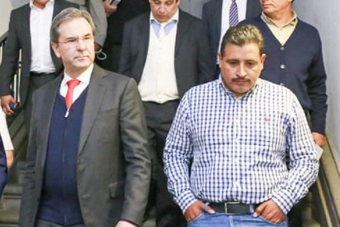 Esteban Moctezuma Victor Zavala SEP CNTE