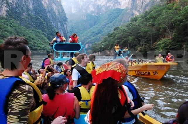 A Chiapas llega más turismo nacional que extranjero