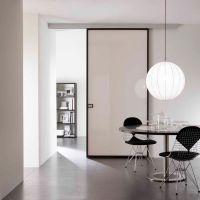 Más espacio: puertas correderas