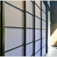 El shoji o panel japonés