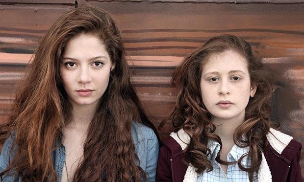 Les Revenants Lena y Camille