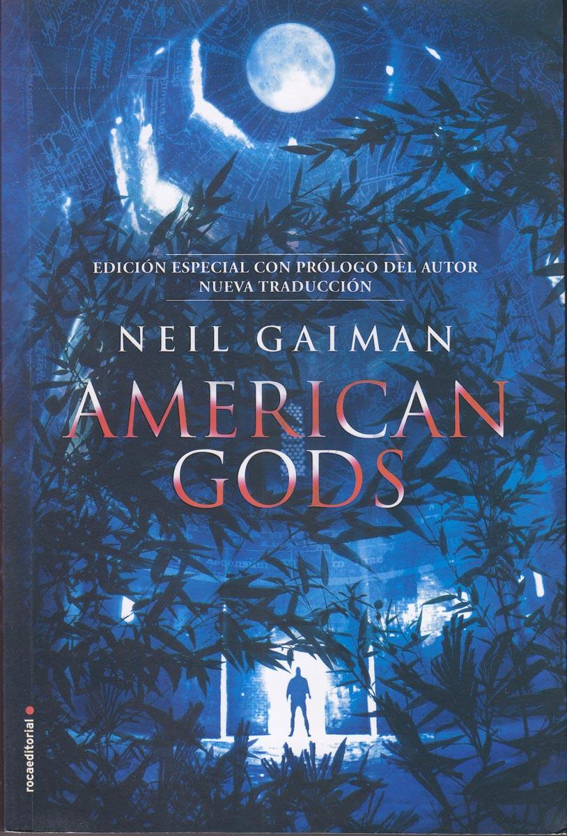 American gods tapa