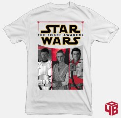 Remera The Light Side