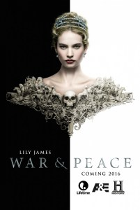 War-and-Peace-Poster-Lily-James-685x1024