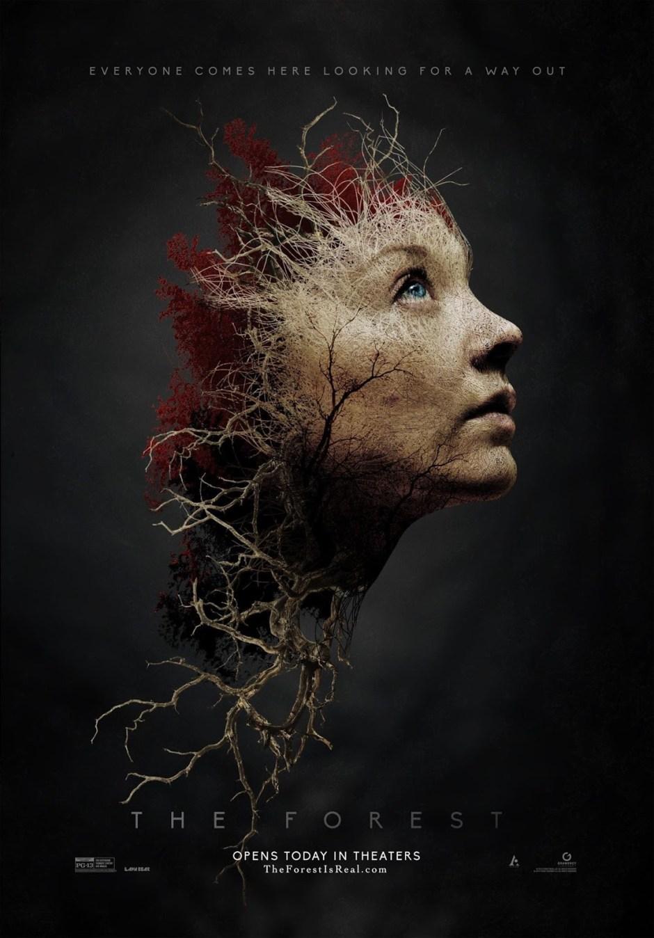 nuevo poster bosque siniestro