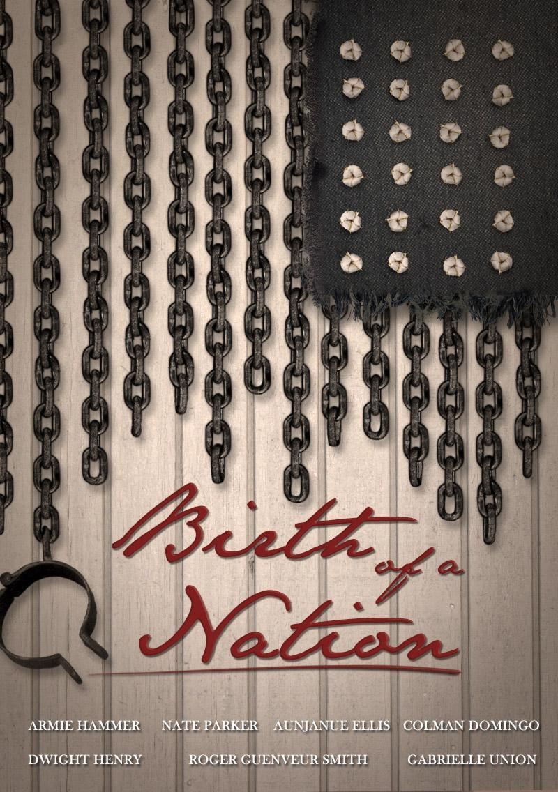 """""""El debut como director y guionista de Nate Parker es un impresionante y abrasador relato sobre la rebelión de los esclavos de Nat Turner""""  Justin Chang: Variety"""