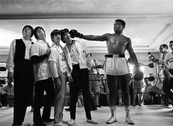MMORRISON ALI BEATLES