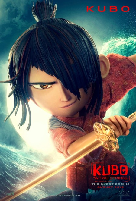 Poster Kubo and the Two Strings 3