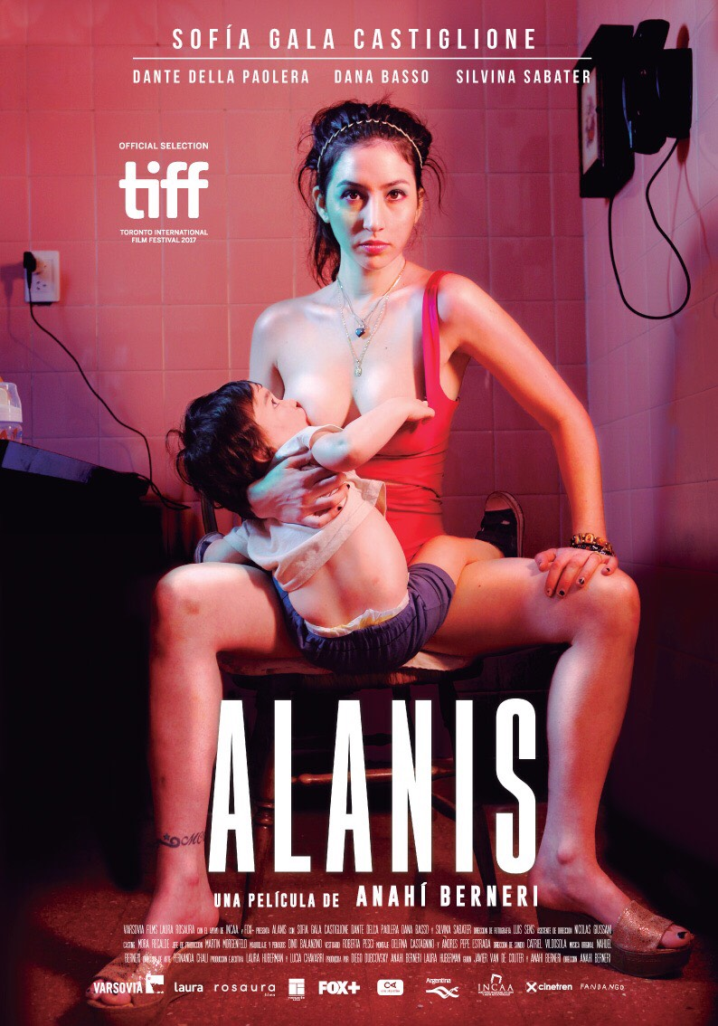 Afiche Alanis - Logo Toronto