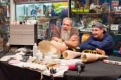 Walter Flanagan, Bryan Johnson - Comic Book Men _ Season 6, Episode 7 – Photo Credit: Pawel Kaminski/AMC