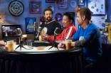 Kevin Smith, Ming Chen, Mike Zapcic - Comic Book Men _ Season 6 – Photo Credit: Pawel Kaminski/AMC