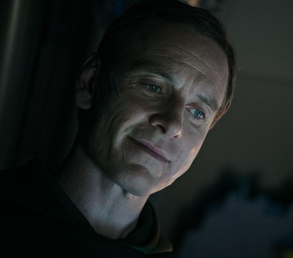 David Prometheus Alien