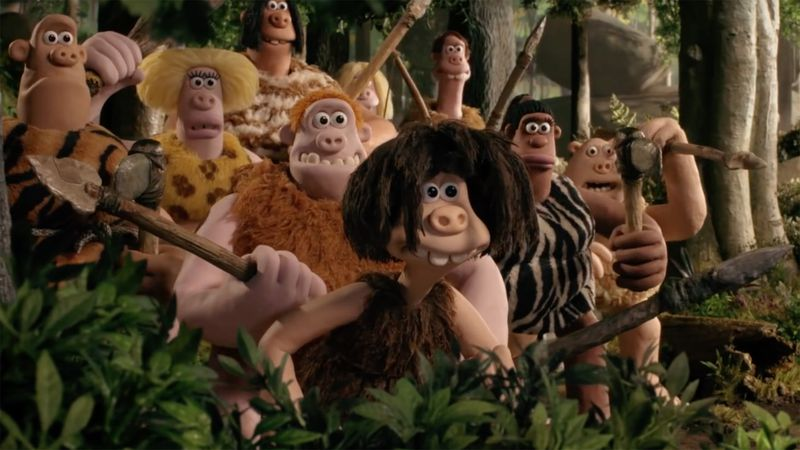 Early Man 2