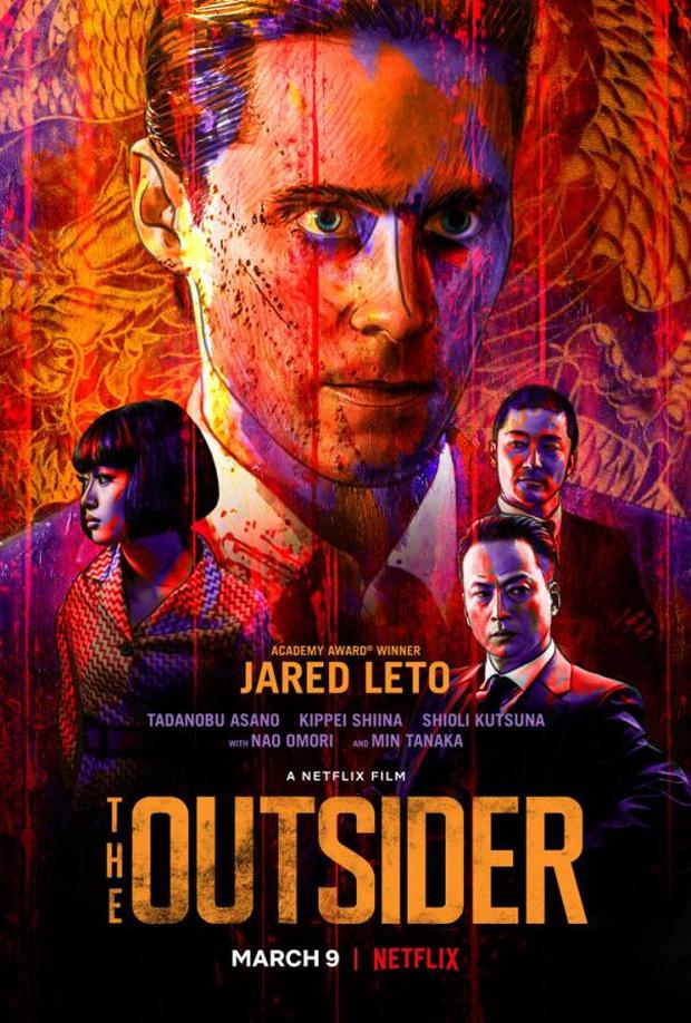 outsider-jared-leto-netflix-poster