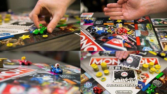 Monopoly Gamer Hasbro Y Nintendo Lanzan Una Edicion De Mario Kart