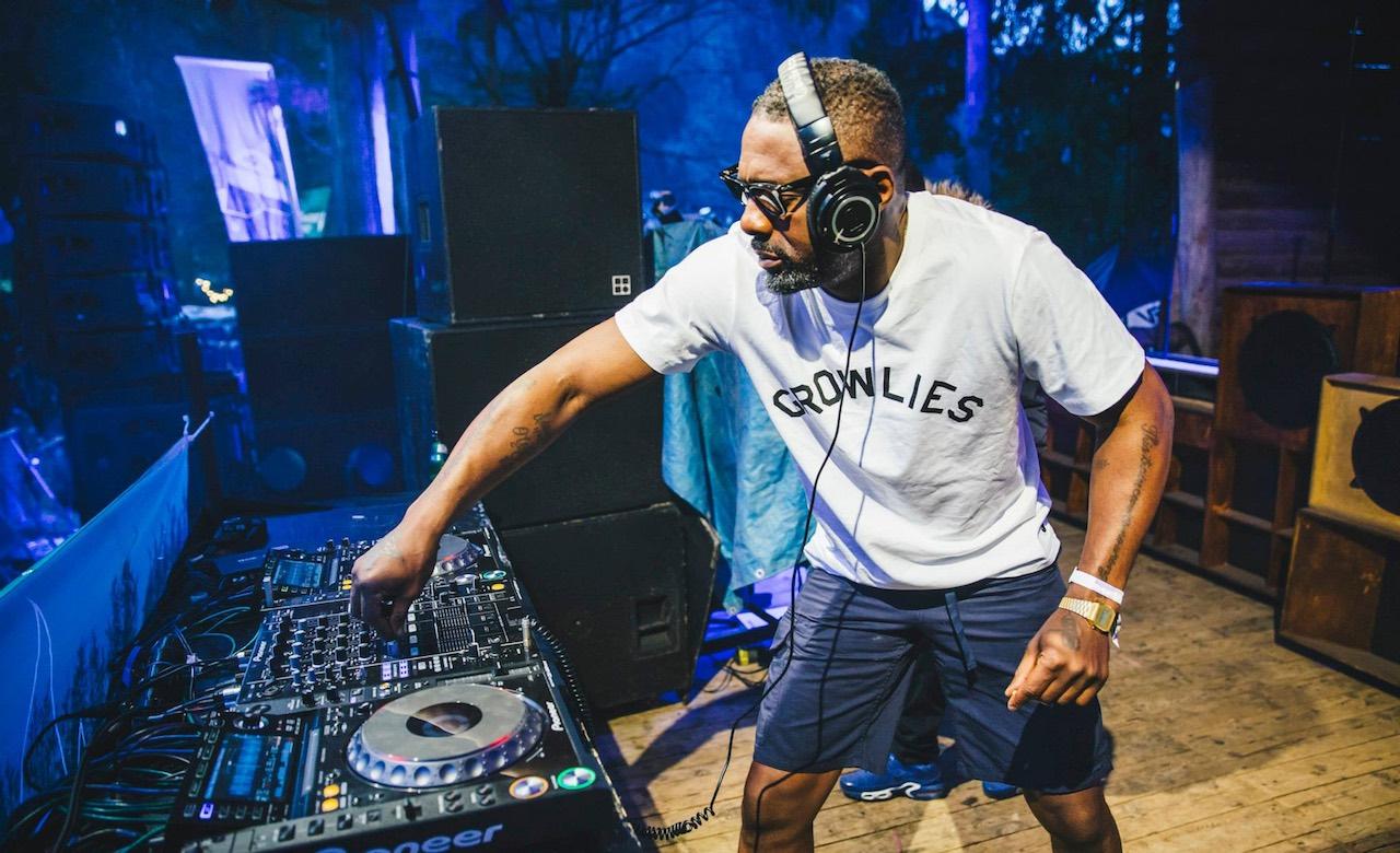 Idris Elba DJ