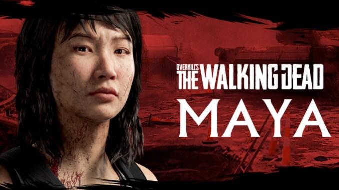Overkill\'s The Walking Dead: Se revela trailer con un nuevo personaje