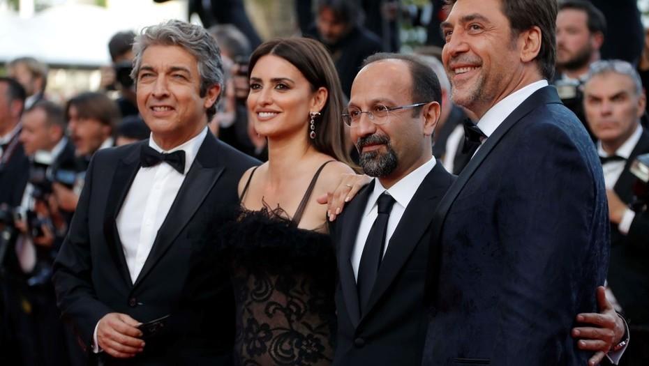 Cannes 2018 Ricardo Darin Penelope Cruz Javier Bardem.jpg