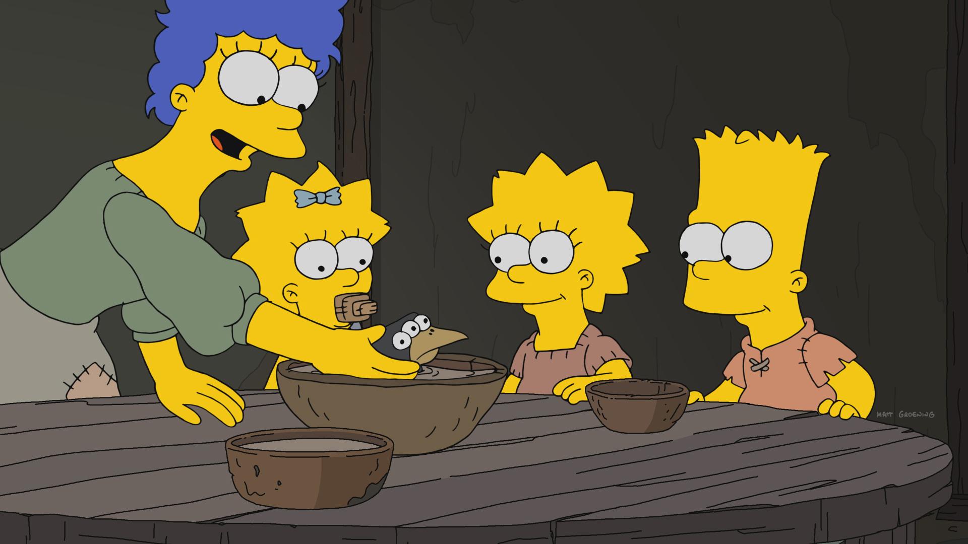 Los Simpson 29 - Episodio 1 - FOX MAYO 2018 (2)