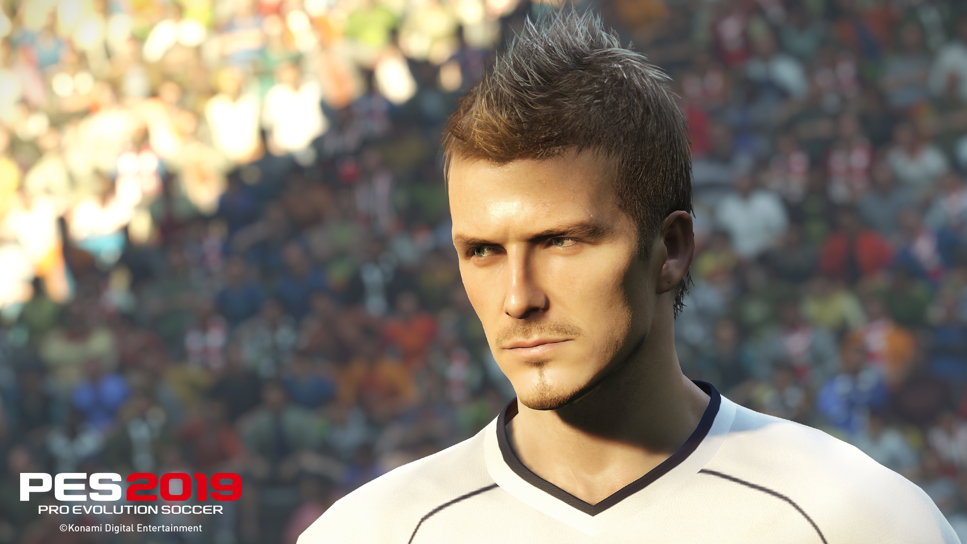 PES 2019 Beckham