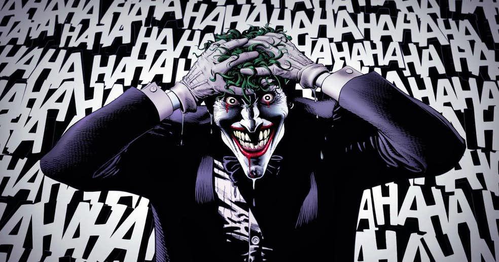 Joker-Knows-Comic
