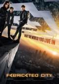 Ciudad virtual - poster