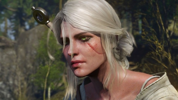 the witcher ciri netflix serie