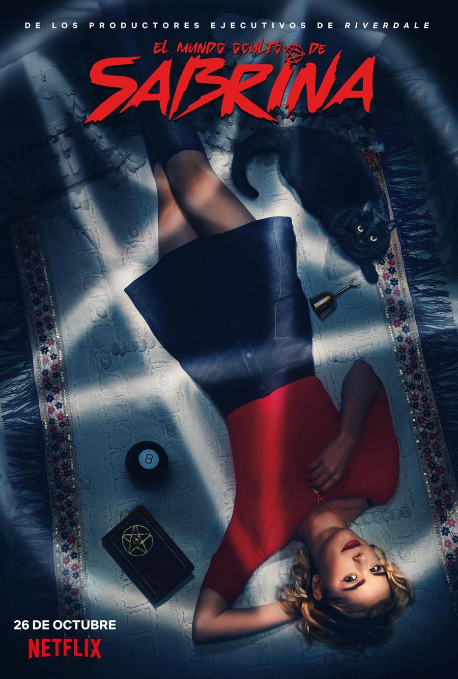 El Mundo Oculto de Sabrina Poster Cuatro Bastardos.jpg