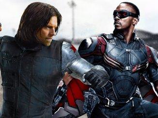 Winter Soldier y Falcon