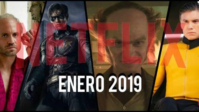 Los Estrenos De Netflix Latinoamérica Para Enero 2019