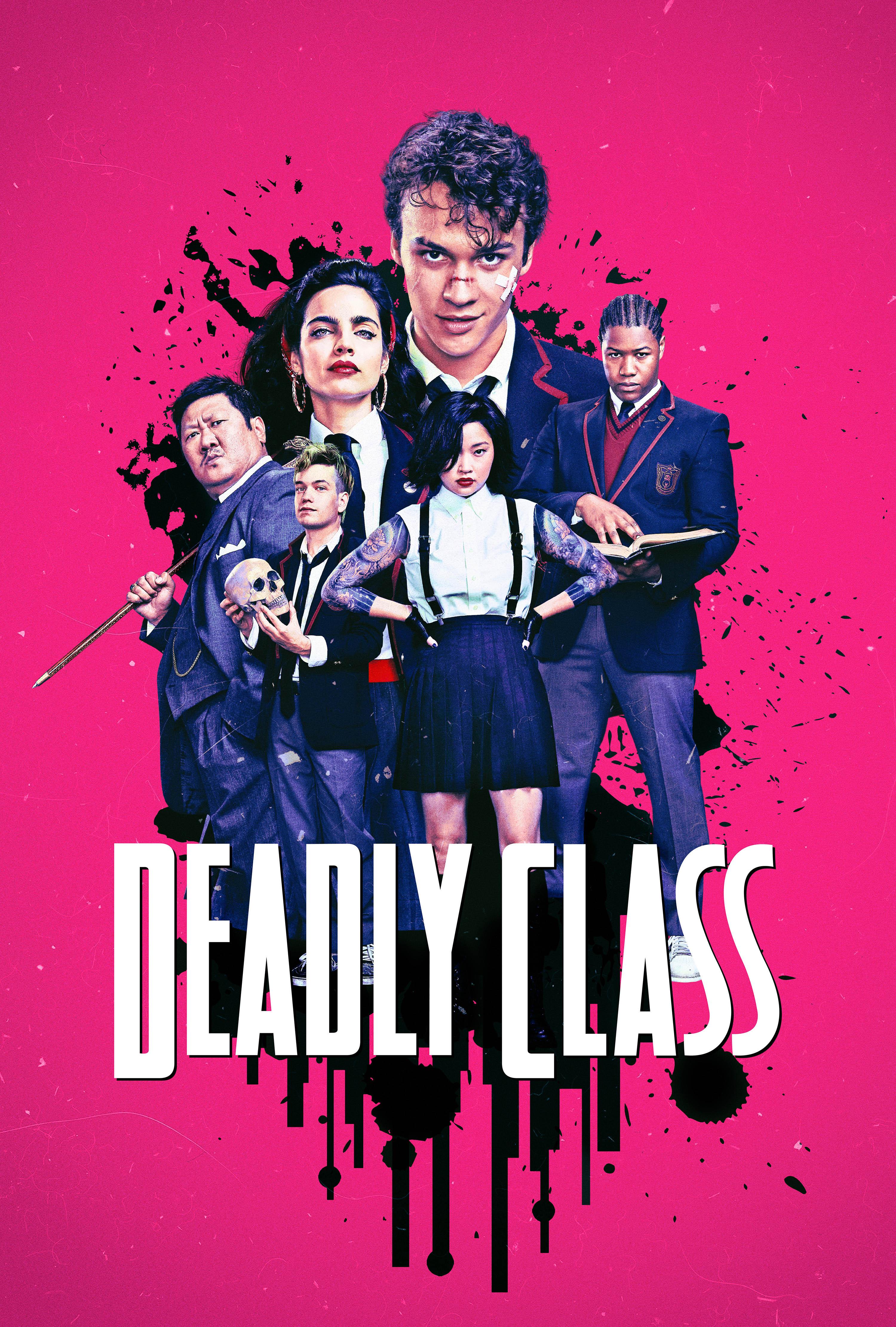 Deadly Class - FX