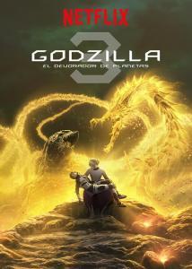 Godzilla 3 Poster